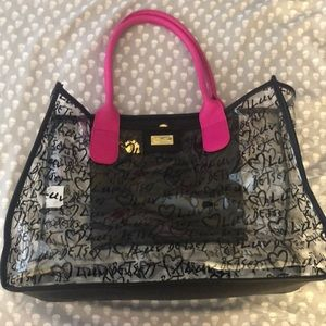 Betsey Johnson Beach Bag